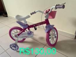 Bicicleta infantil R$130