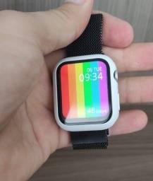 Case Anti Risco Com Vidro Temperado Para Proteção do Seu Smartwatch