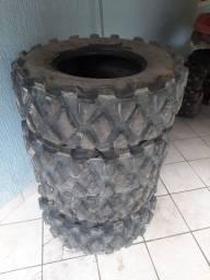 4 pneus off road aro 15 trilha