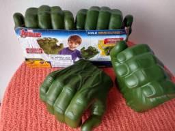 Luvas do Hulk Hasbro vingadores