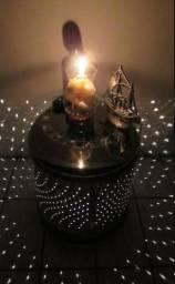 Mesa de Canto Tanque de Lava roupas com efeito de luz