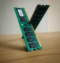 Memória RAM 4GB (2*2GB) DDR3 1333 MHz