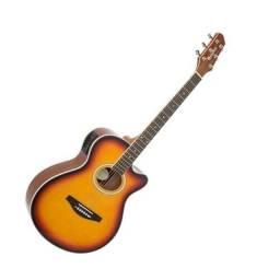 Vendo violão Dolphin MD 80