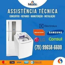 Conserto e Manutenção de Máquina de Lavar e Geladeira (Não Cobramos visita técnica)