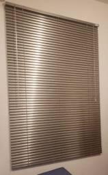 Cortina Persiana Alumínio e PVC