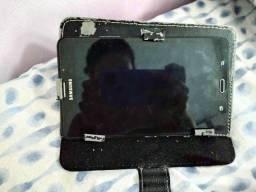 """Tablet Samsung Galaxy Tab A6 T285 8GB 4G Tela 7"""" Android Quad-Core Preto"""