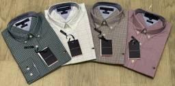 Camisas Sociais 110,00