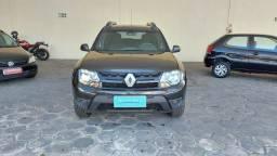 Renault Duster 1.6 Expression Automática Preta 49400 km