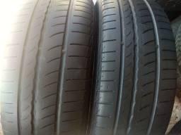 2 pneus 205 55 16