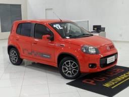 Fiat uno sporting 1.4 2012 impecavel com 77,000km