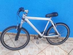 Bike de alumínio aro 26 Não aceito proposta