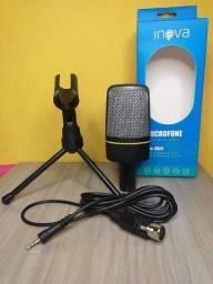Microfone para gravação