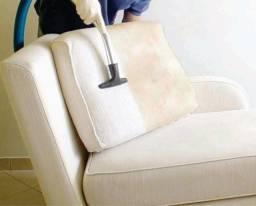 Higienização e Lavagem a Seco