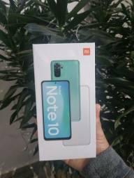 Xiaomi Redmi Note 10 4GB+64GB Versão global Onyx Gray