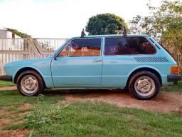 Brasília 80/80 1.6 top restaurada, linda mesmo