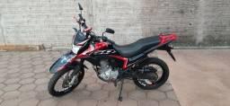 Vendo moto Honda bros ESDD 160 2017