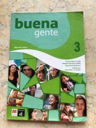 Buena Gente 3 - Espanhol (usado)