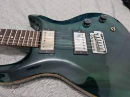 Guitarra PRS com Captação Gibson
