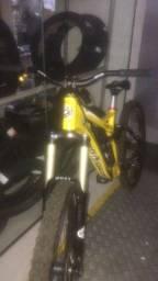 Bike de Downhill Gios Stage 1