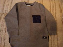 Blusa de frio infantil tamanho 4 (Marca: Zara Boys)