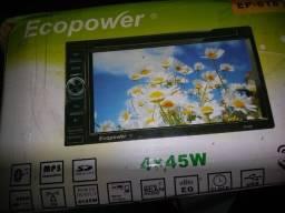 Radio de carro Multi midia Ecopower 6.5