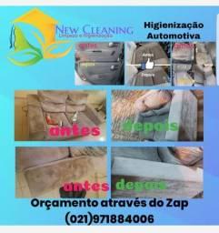 Limpeza e Higienização , Lava a Seco