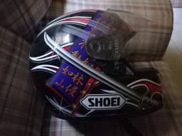 Capacete Shoei tamanho 58