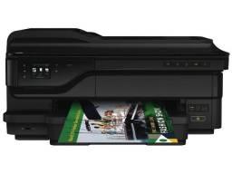 impressora hp officejet 7610 impressão a2 e a4