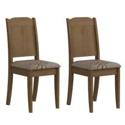 Cadeiras Barbara Cimol mdf nova