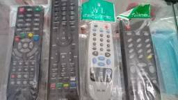 Controle de TV/atacado e varejo entrega em jp e região