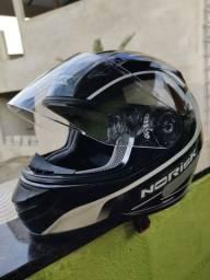 Capacete moto tamanho 58