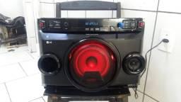 Rádio LG com Bluetooth