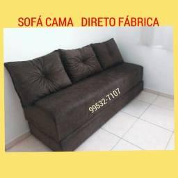 Sofá cama      Direto fábrica      ((((( FRETE GRÁTIS))))))