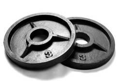 Anilhas Olimpicas de Ferro