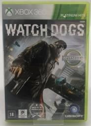 Jogo XBox360: Watch Dogs - Cd duplo