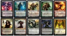 troco cartas de magic the gathering mtg por video game, celular, pc, tv smart e outros