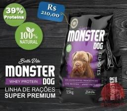 Monster Dog Filhotes 15KG