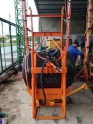 Pulverizador de 600 litros