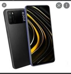 Xiaomi poco m3,Black,na caixa lacrada,4gb,64gb