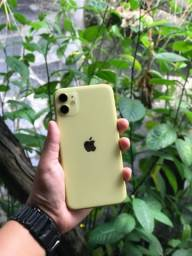 iPhone 11 amarelo 64gb