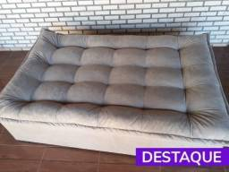 Sofá cama Fofão - Catálogo completo via whats