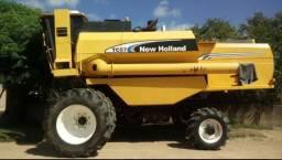Colheitadeira TC57 New Holland