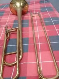 Trombone de Vara Selman com Rotor