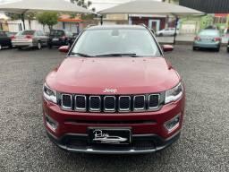 Jeep Compass 2.0 Limited 2018 ( km 32.000)