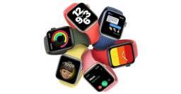 Apple Watch SE-Novo,lacrado- Ac.Trocas / Parcelamos até 18x