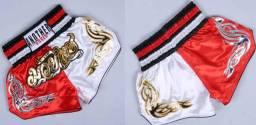 Short Muay Thai, tamanho P