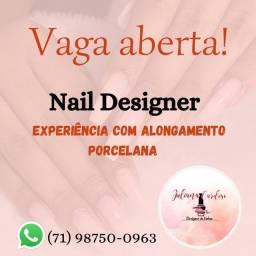 Procuro Nail designer que trabalhe com Unhas de Porcelana