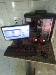 PC GAMER AMD QUAD CORE TOP DE MAIS