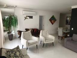 Apartamento com 3 dormitórios à venda, 220 m² por R$ 1.995.000,00 - Pompéia - Santos/SP