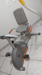 Bicicleta Horizontal e Elíptico Atlhetic